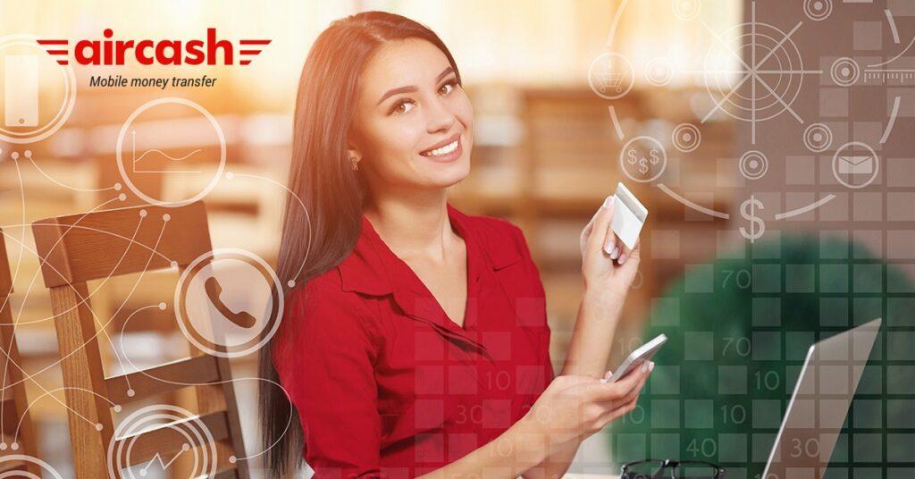 Sve što trebaš znati o plaćanju karticama putem Aircash aplikacije!