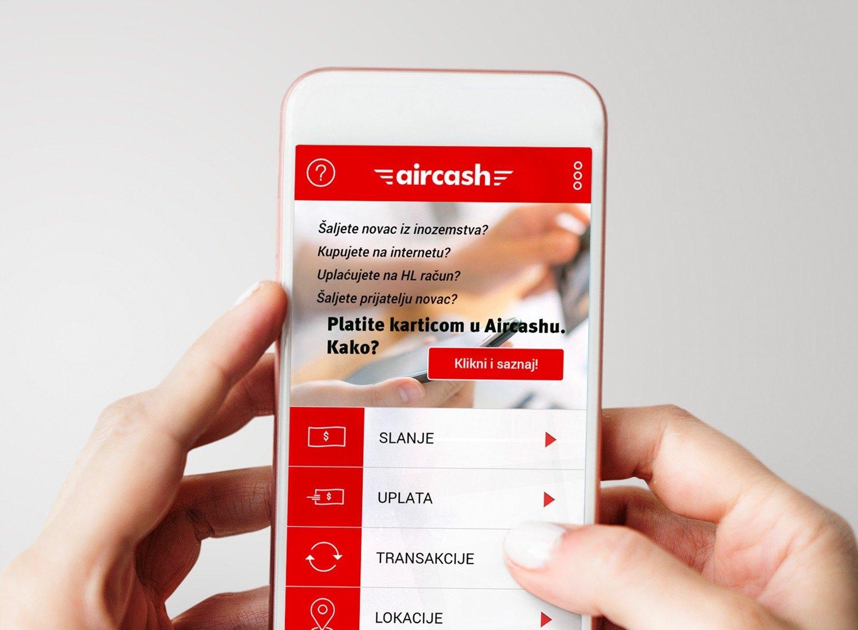 Aircash Ti Omogućuje Najbrži Prijenos Novca Aircash Novčanik
