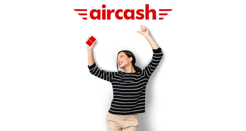 Odigraj svoju sretnu kombinaciju uz Aircash aplikaciju te najbrže i najsigurnije isplati dobitak